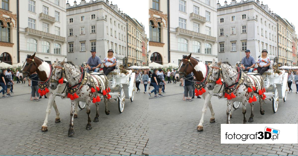 Spacer 3D po Krakowie – krzyżogląd