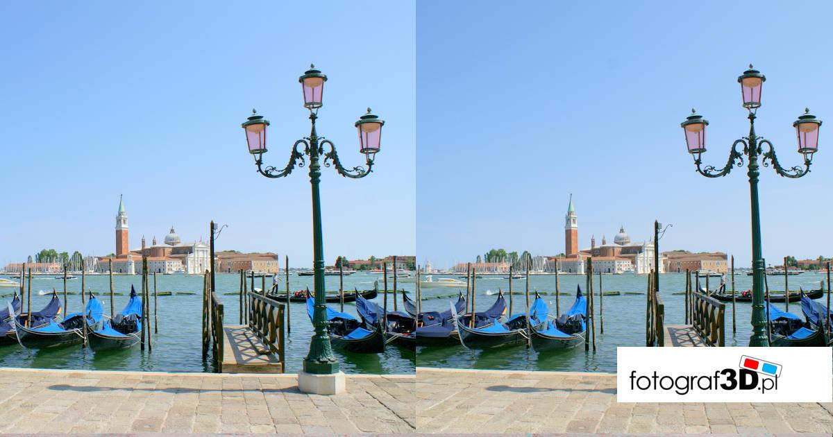 Fotograf3D Wenecja Włochy